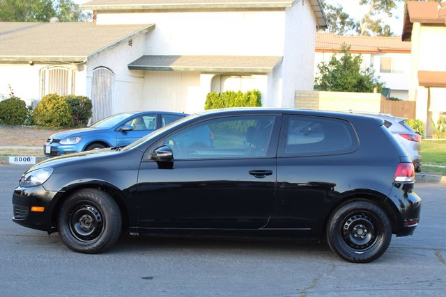 2010 Volkswagen GOLF HATCHBACK AUTOMATIC NEW TIRES SERVICE RECORDS in Woodland Hills CA, 91367