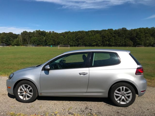 2010 Volkswagen Golf Ravenna, Ohio 1