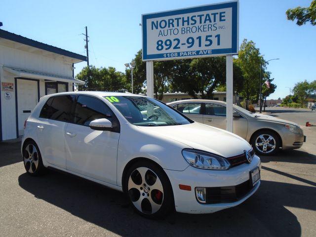 2010 Volkswagen GTI in Chico, CA 95928