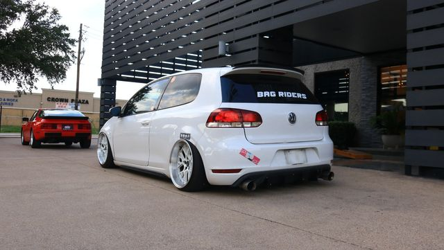 2010 Volkswagen GTI Bagged with Many Upgrades in Dallas, TX 75229