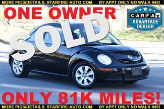 2010 Volkswagen New Beetle Santa Clarita, CA
