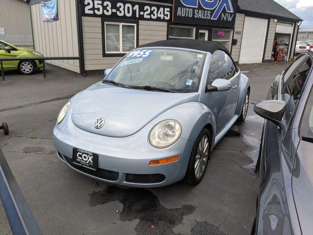 2010 Volkswagen New Beetle in Tacoma, WA 98409