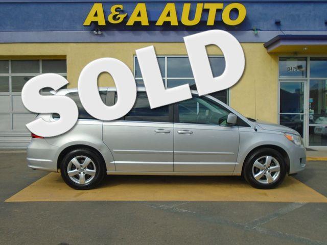 2010 Volkswagen Routan SE in Englewood, CO 80110