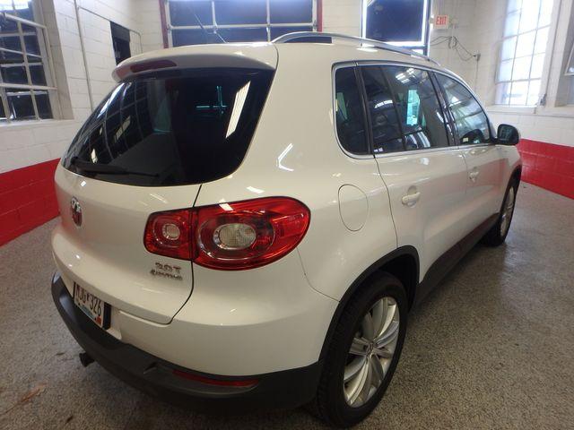 2010 Volkswagen Tiguan, B/U Camera LARGE ROOF, TOW PKG, WOLFSBURG!~ Saint Louis Park, MN 12