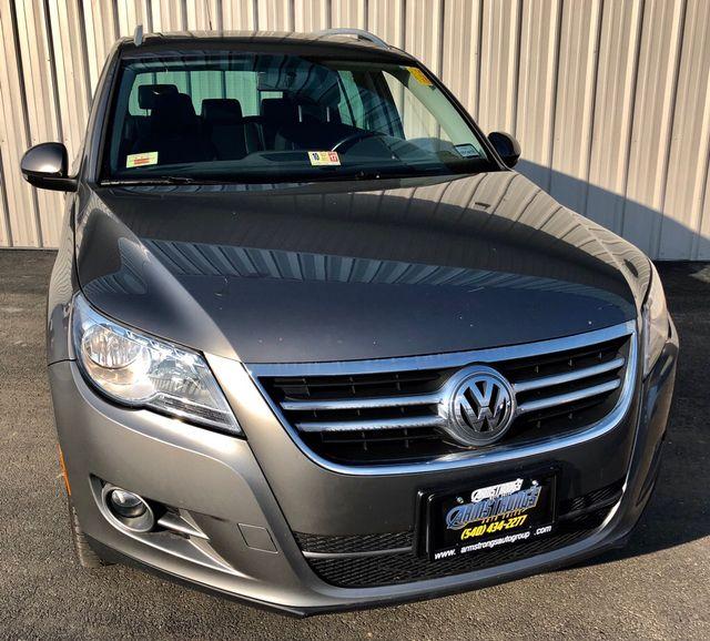 2010 Volkswagen Tiguan Wolfsburg