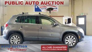 2010 Volkswagen Tiguan SE w/Leather | JOPPA, MD | Auto Auction of Baltimore  in Joppa MD