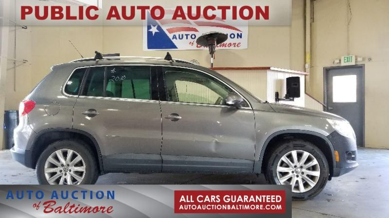 2010 Volkswagen Tiguan SE w/Leather | JOPPA, MD | Auto Auction of Baltimore  in JOPPA MD
