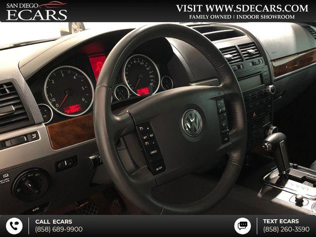 2010 Volkswagen Touareg V6 in San Diego, CA 92126