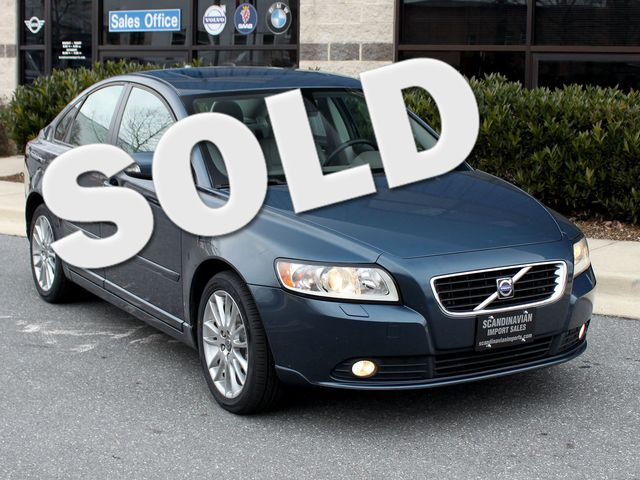 2010 Volvo S40 2.4i Rockville, Maryland