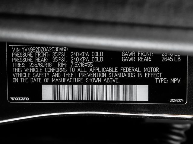 2010 Volvo XC60 3.0T Burbank, CA 33