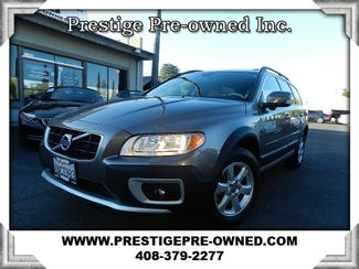 2010 Volvo XC70 3.2L ((**ALL WHEELL DRIVE..VERY LOW MILES**))  in Campbell CA