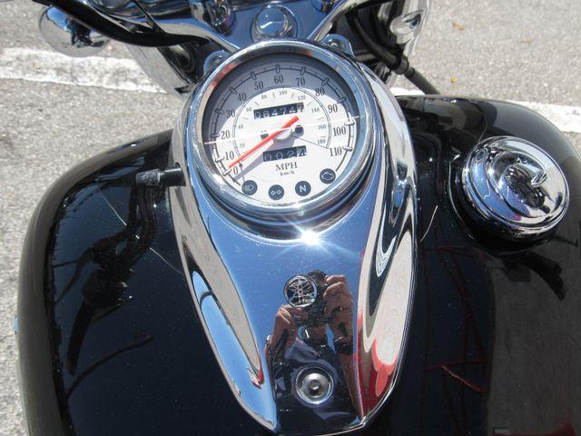 2010 Yamaha V-Star XVS650 Classic in Dania Beach Florida, 33004