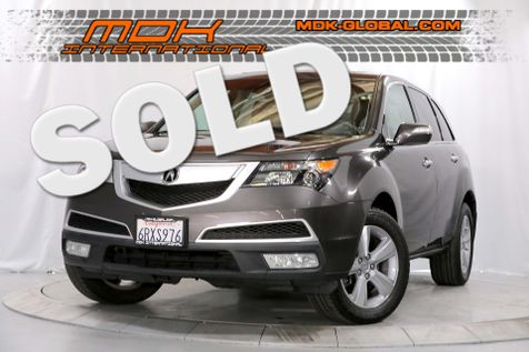 2011 Acura MDX Tech Pkg - Navigation - AWD - 3rd row seats in Los Angeles