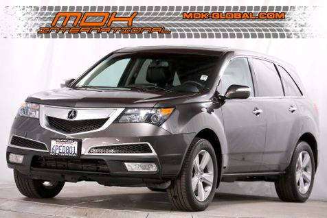 2011 Acura MDX Tech Pkg - Navigation - Backup camera - Bluetooth in Los Angeles