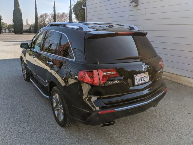 2011 Acura MDX ADVANCE PACKAGE in Campbell, CA 95008