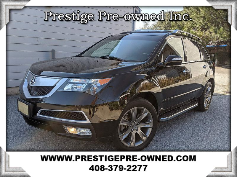 2011 Acura MDX ADVANCE PACKAGE  in Campbell CA
