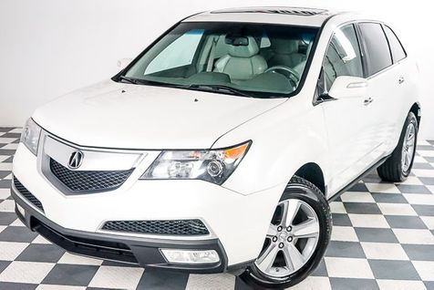 2011 Acura MDX Tech/Entertainment Pkg in Dallas, TX