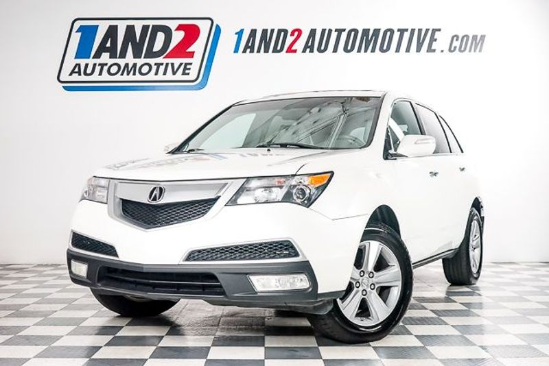 2011 Acura MDX Tech/Entertainment Pkg in Dallas TX