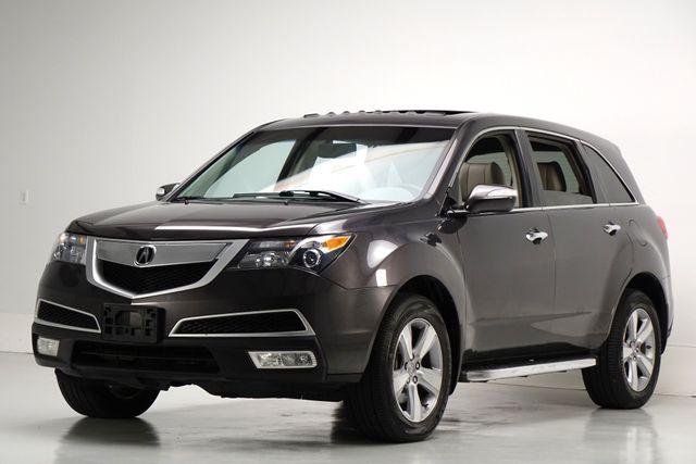 2011 Acura MDX Base All Wheel Drive