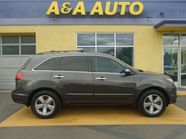 2011 Acura MDX Tech/Entertainment Pkg in Englewood, CO 80110