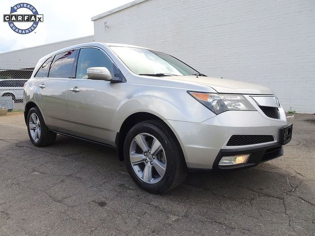 2011 Acura MDX 3.7L Madison, NC 1