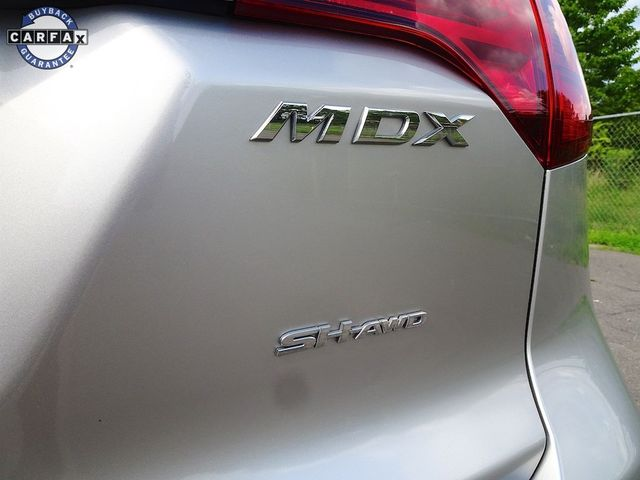 2011 Acura MDX 3.7L Madison, NC 11