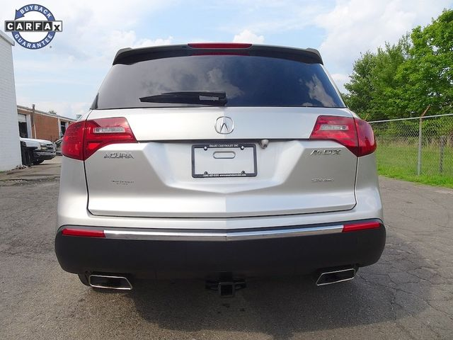 2011 Acura MDX 3.7L Madison, NC 3
