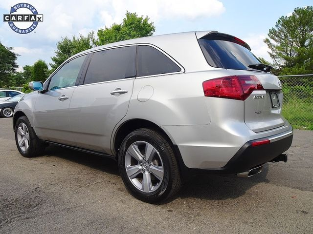2011 Acura MDX 3.7L Madison, NC 4