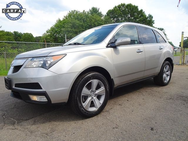 2011 Acura MDX 3.7L Madison, NC 6