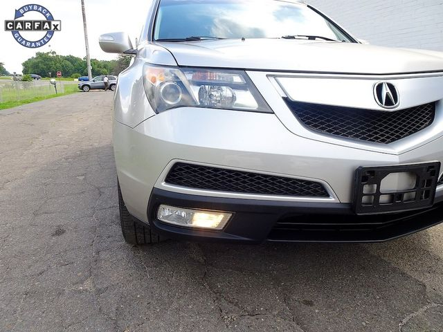 2011 Acura MDX 3.7L Madison, NC 8