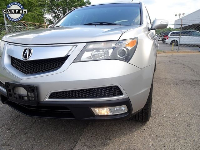 2011 Acura MDX 3.7L Madison, NC 9
