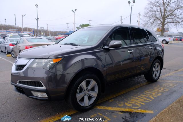2011 Acura MDX Tech/Entertainment Pkg in Memphis, Tennessee 38115