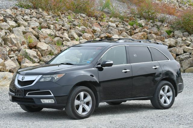 2011 Acura MDX Tech Pkg Naugatuck, Connecticut
