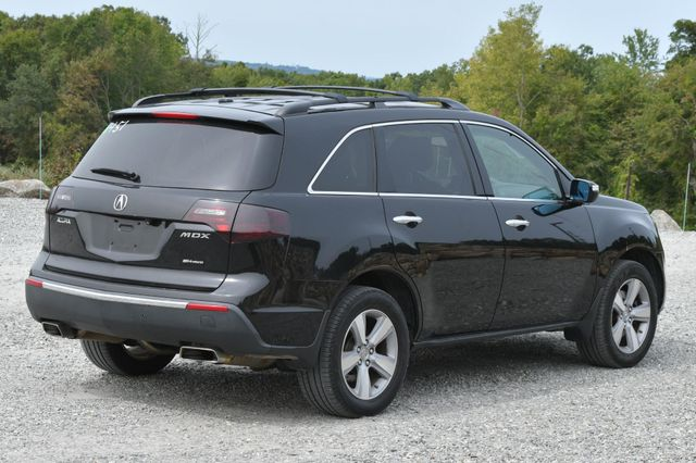 2011 Acura MDX Tech Pkg Naugatuck, Connecticut 4