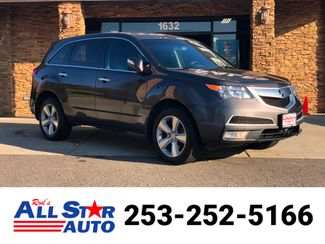 2011 Acura MDX Technology in Puyallup Washington, 98371