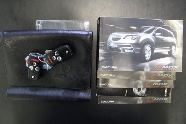 2011 Acura MDX Tech Pkg Richmond, Virginia 32