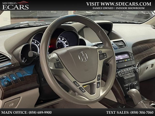 2011 Acura MDX Tech Pkg in San Diego, CA 92126