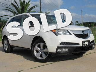 2011 Acura MDX SH-AWD Tech/Entertainment Pkg | Houston, TX | American Auto Centers in Houston TX