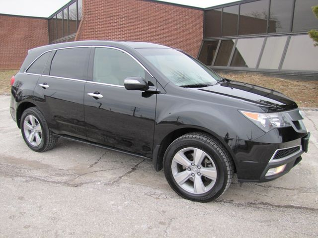 2011 Acura MDX Tech Pkg St. Louis, Missouri 0