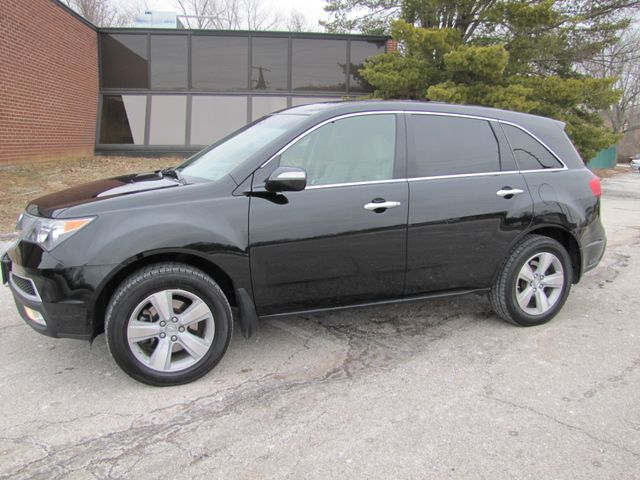 2011 Acura MDX Tech Pkg St. Louis, Missouri 3