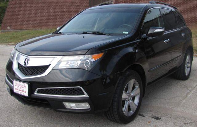2011 Acura MDX St. Louis, Missouri 2