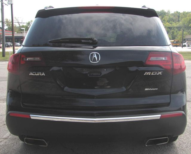 2011 Acura MDX St. Louis, Missouri 4