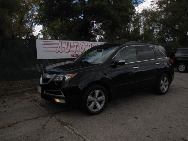 2011 Acura MDX St. Louis, Missouri 16