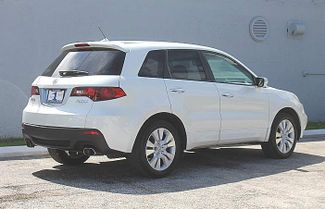 2011 Acura RDX Hollywood, Florida 4