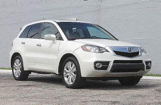 2011 Acura RDX Hollywood, Florida 1