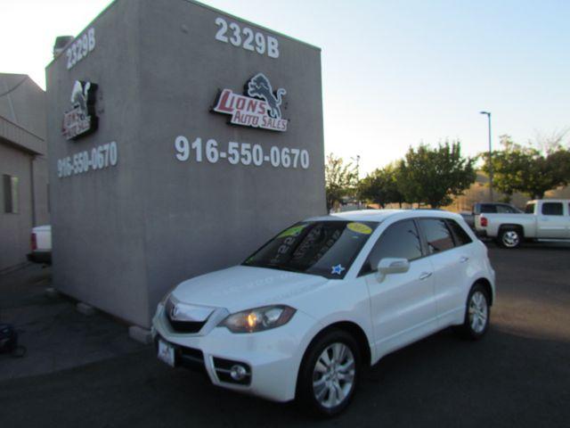2011 Acura RDX in Sacramento, CA 95825