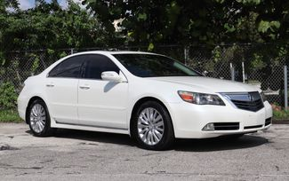 2011 Acura RL Tech Pkg Hollywood, Florida