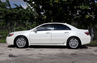 2011 Acura RL Tech Pkg Hollywood, Florida 9