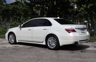 2011 Acura RL Tech Pkg Hollywood, Florida 7