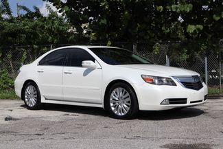 2011 Acura RL Tech Pkg Hollywood, Florida 13
